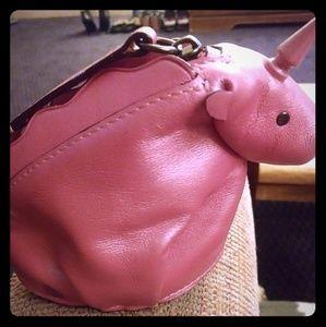 Mini coach change purse